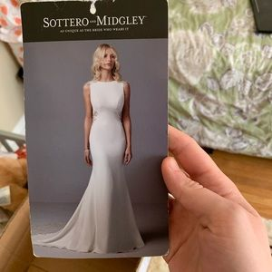 Sottero & Midgley Noah wedding dress